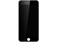 Display - Touchscreen Negru, Cu Rama Apple iPhone 6 (Service Center)