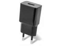 Incarcator Retea cu cablu MicroUSB Setty 1A, Negru, Blister