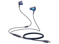 Handsfree Casti In-Ear Samsung AKG EO-IC500, ANC, Cu microfon, USB Type-C, Negru, Blister EO-IC500BBEGWW
