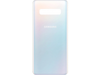 Capac Baterie Alb (Prism White) Samsung Galaxy S10+ G975