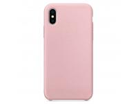 Husa TPU OEM Pure Silicone pentru Apple iPhone XR, Roz, Blister