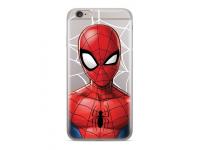 Husa TPU Marvel pentru Samsung Galaxy A40 A405, Spider Man 012, Multicolor - Transparenta, Blister MPCSPIDERM3955