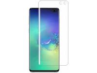 Folie Protectie Ecran OEM pentru Samsung Galaxy S10+ G975, Plastic, Full Face, Bulk
