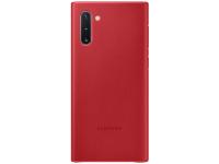 Husa Piele Samsung Galaxy Note 10 N970 / Samsung Galaxy Note 10 5G N971, Leather Cover, Rosie EF-VN970LREGWW