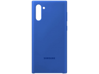 Husa TPU Samsung Galaxy Note 10 N970 / Samsung Galaxy Note 10 5G N971, Albastra EF-PN970TLEGWW