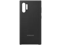 Husa TPU Samsung Galaxy Note 10+ N975, Neagra, Blister EF-PN975TBEGWW