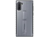 Husa Samsung Galaxy Note 10 N970, Standing Cover, Argintie, Blister EF-RN970CSEGWW