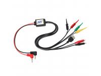 Cablu testare tensiune cu iesire USB Kaisi