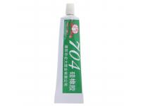 Adeziv siliconic pentru electronice rezistent la temperatura Tianmu 704, Alb
