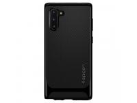 Husa Plastic - TPU Spigen Neo Hybrid pentru Samsung Galaxy Note 10 N970, Neagra, Blister 628CS27381