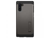 Husa Plastic Spigen Tough Armor pentru Samsung Galaxy Note 10 N970, Neagra, Blister 628CS27380