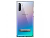 Husa Plastic - TPU Spigen Ultra Hybrid S pentru Samsung Galaxy Note 10 N970, Transparenta, Blister 628CS27377