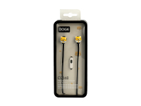 Handsfree Casti In-Ear DOGE CS148/1, Fara microfon, 3.5 mm, Multicolor, Blister
