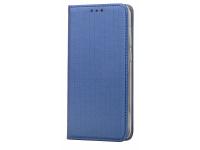Husa Piele OEM Smart Magnet pentru Apple iPhone XI, Albastra, Bulk