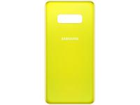 Capac Baterie Galben (Canary Yellow) Samsung Galaxy S10e G970
