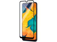 Folie Protectie Ecran OEM pentru Nokia 3.2, Sticla securizata, Full Face, Full Glue, 6D, Neagra, Blister