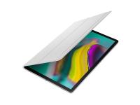 Husa Tableta Samsung Galaxy Tab S5e, Book Cover, Alba, Blister EF-BT720PWEGWW