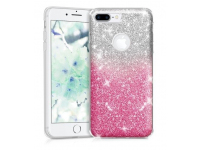 Husa TPU OEM Glitter pentru Samsung Galaxy A10 A105, Roz, Bulk