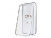 Husa TPU OEM 2mm pentru Samsung Galaxy A10 A105, Transparenta, Bulk