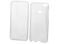 Husa Plastic - TPU OEM Full Cover pentru Samsung Galaxy A10 A105, Transparenta, Bulk