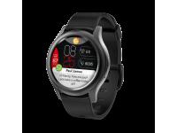 Ceas Bluetooth Smartwatch MyKronoz ZeRound3, Negru, Blister KRZEROUND3