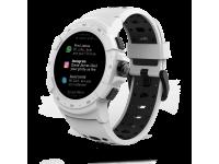 Ceas Bluetooth Smartwatch MyKronoz ZeSport2, Alb-Negru, Blister KRZESPORT2