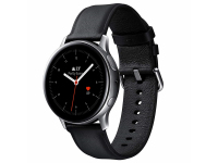 Ceas Bluetooth Samsung Galaxy Watch Active2, Stainless, 44mm, Argintiu, Blister Original SM-R820NSSAROM