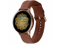 Ceas Bluetooth Samsung Galaxy Watch Active2, Stainless, 44mm, Auriu, Blister Original SM-R820NSDAROM