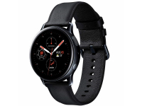Ceas Bluetooth Samsung Galaxy Watch Active2, Stainless, 40mm, Negru, Blister Original SM-R830NSKAROM