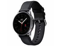 Ceas Bluetooth Samsung Galaxy Watch Active2, Stainless, 40mm, Argintiu, Blister Original SM-R830NSSAROM