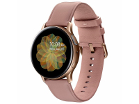 Ceas Bluetooth Samsung Galaxy Watch Active2, Stainless, 40mm, Auriu, Blister Original SM-R830NSDAROM