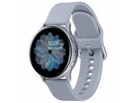 Ceas Bluetooth Samsung Galaxy Watch Active2, Aluminium, 44mm, Argintiu, Blister Original SM-R820NZSAROM