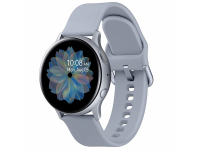 Ceas Bluetooth Samsung Galaxy Watch Active2, Aluminium, 40mm, Argintiu, Blister Original SM-R830NZSAROM