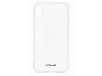 Husa TPU Tellur pentru Apple iPhone X / Apple iPhone XS, Transparenta, Blister TLL121123
