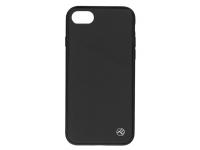 Husa TPU Tellur Exquis pentru Apple iPhone X / Apple iPhone XS, Neagra, Blister TLL121154