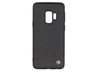 Husa Plastic Tellur Pilot pentru Samsung Galaxy S9 G960, Neagra, Blister TLL121264