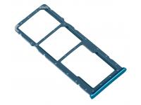 Suport Card - Suport SIM Albastru (Saphire Blue) Huawei Y9 (2019)