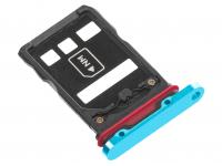 Suport Card / SIM 2 - Suport SIM 1 Albastru (Breathing Crystal) Huawei P30 Pro