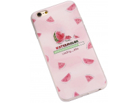 Husa TPU OEM Frosted Watermelon pentru Apple iPhone 7 / Apple iPhone 8, Multicolor, Bulk