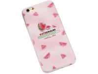 Husa TPU OEM Frosted Watermelon pentru Apple iPhone 6 / Apple iPhone 6s, Multicolor, Bulk