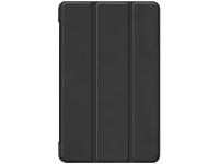 Husa Piele OEM Custer Texture pentru Samsung Galaxy Tab A 8.0 (2019), Neagra, Bulk