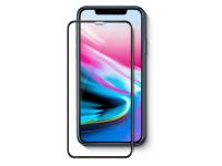 Folie Protectie Ecran Tellur pentru Apple iPhone 11 Pro, Sticla securizata, Full Glue, 3D, Neagra, Blister TLL145283