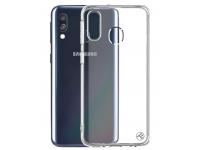 Husa TPU Tellur Basic pentru Samsung Galaxy A40 A405, Transparenta, Blister TLL121985