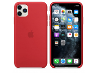 Husa Silicon Apple iPhone 11 Pro Max, Rosie, Blister MWYV2ZM/A