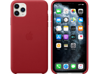 Husa Piele Apple iPhone 11 Pro Max, Rosie, Blister MX0F2ZM/A