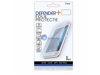 Folie Protectie Spate Defender+ Samsung Galaxy Note 10+ N975, Plastic, Full Face, Blister