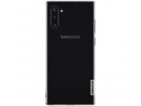 Husa TPU Nillkin Nature pentru Samsung Galaxy Note 10 N970 / Samsung Galaxy Note 10 5G N971, Transparenta