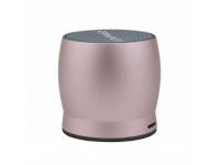 Difuzor portabil Bluetooth Awei Y500 Mini, Roz Auriu, Blister