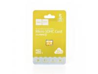Card Memorie MicroSDHC HOCO, 32Gb, Clasa 10, Blister