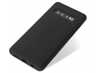 Husa TPU Nevox pentru Samsung Galaxy S10+ G975, STYLESHELL SHOCK, Neagra, Blister